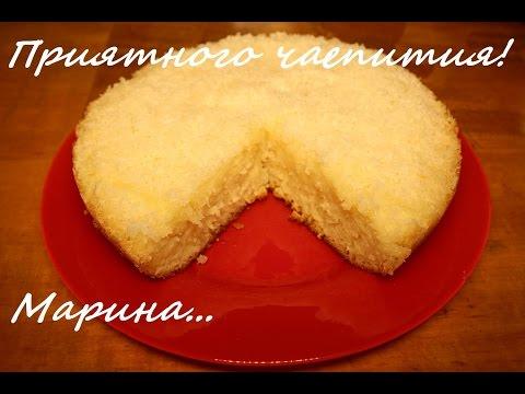 Торт бисквитный, рецепты с фото на : 328