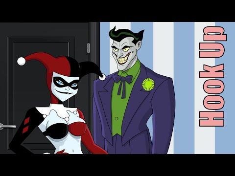Cartoon Hook-Ups: The Joker and Harley