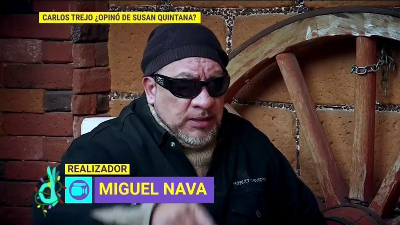 Carlos Trejo, defendió a Susan Quintana, la ex de Alfredo Adame | De Primera Mano