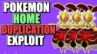 How to DUPLICATE Rare Magearna with Pokemon Home exploit