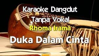 Karaoke Rhoma Irama Duka Dalam Cinta