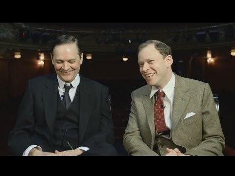 Jeeves and Wooster in 'Perfect Nonsense' - Interview with Robert Webb and Mark Heap [HD]
