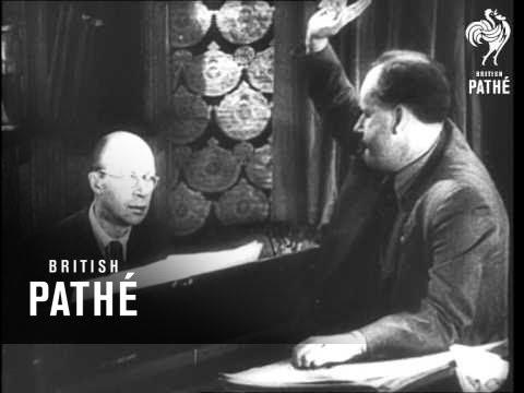 Russian Film Director Sergei Eisenstein Tribute (1968)