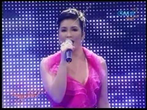 Regine V. & Julie Ann San Jose