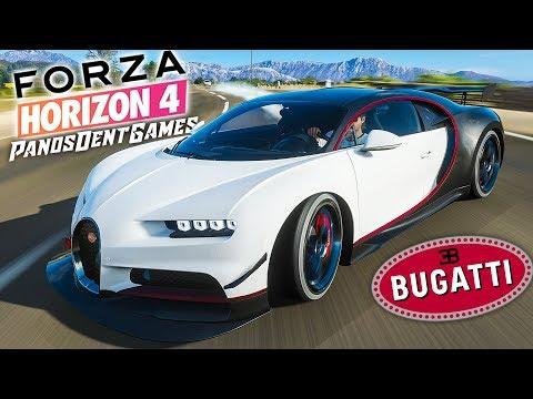 BUGATTI CHIRON 2,4 ΕΚΑΤΟΜΜΥΡΙΑ ΑΛΛΑ ΑΞΙΖΕΙ | Forza Horizon 4 Full Game thumbnail