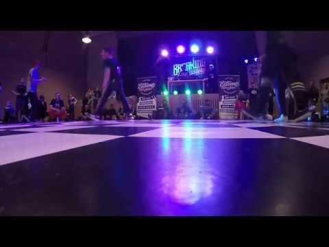 Breaking Masters&39;19 Pro: Circle Dance Head&Impaler vs Dope Generation Roma&Rus