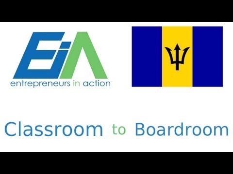 EiA: Classroom to Boardroom- Automotive Arts, Barbados Business Challenge
