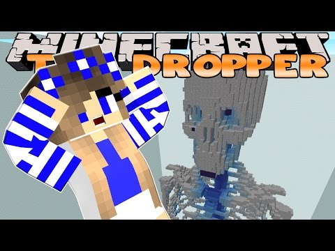 Minecraft Dropper-Little Carly-GETTING BETTER AT THE DROPPER