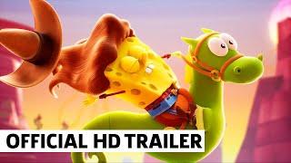 SpongeBob SquarePants The Cosmic Shake Announcement Trailer