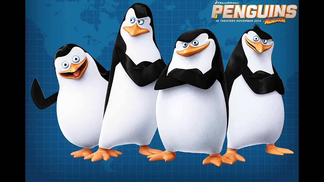 penguins of madagascar voice actors - youtube
