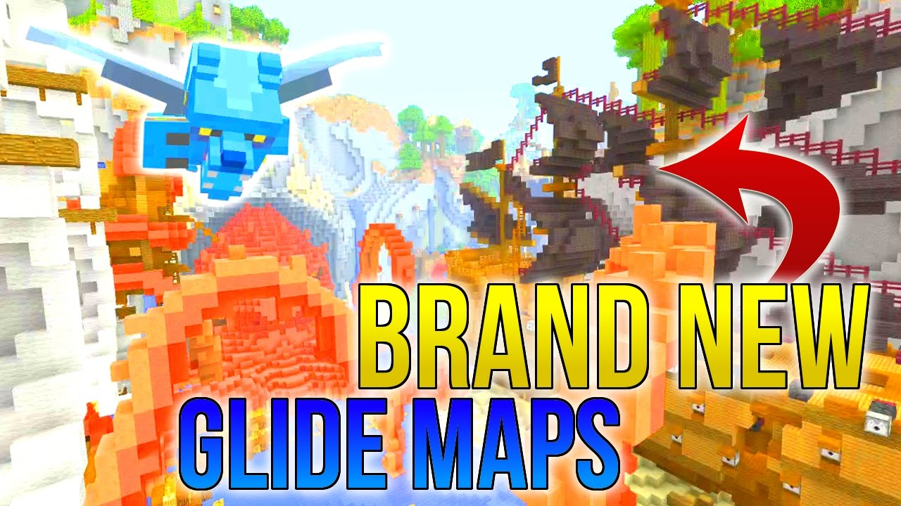 Brand new glide mini game maps minecraft xbox youtube brand new glide mini game maps minecraft xbox gumiabroncs Image collections