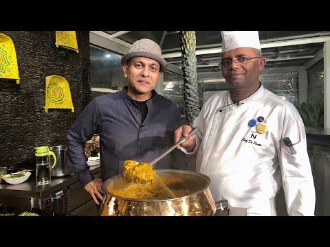 Most Famous Hyderabadi Vegetarian Dish   NIZAMI HANDI  Easy Recipe   Novotel Hyderabad