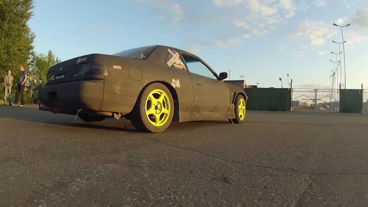 My Nissan Silvia S13 City Missle Car