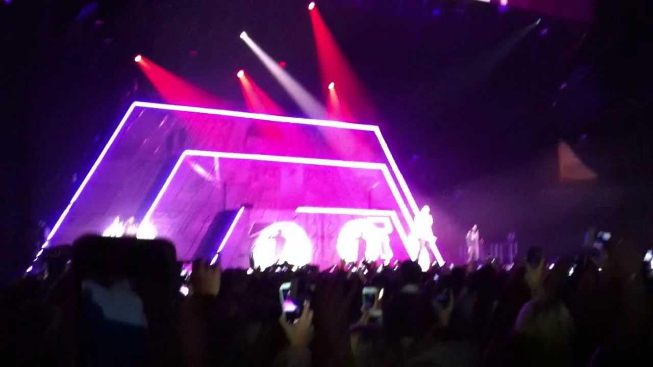 Chris Brown - Don't Judge Me (Live in Copenhagen, Denmark - Carpe Diem Tour)