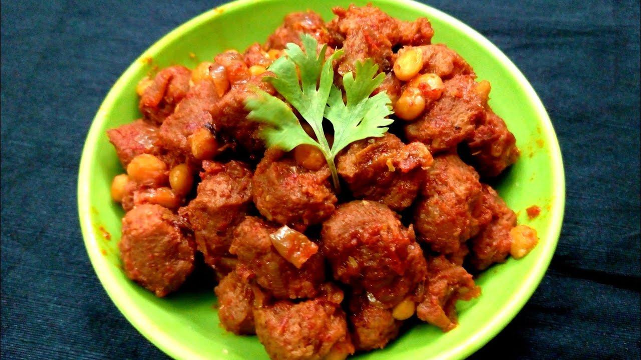 Chana Soya || ছোলার ডাল সোয়াবিন || র চা দিয়ে টুইস্ট দিন আর বানান মজাদার রান্না