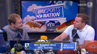 What's the Chance here on BYU Sports Nation