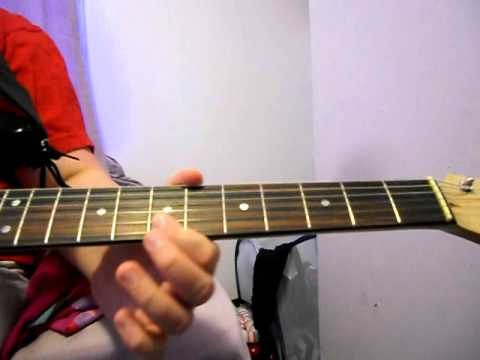 how to play twinkle twinkle little star on one string on guitar youtube. Black Bedroom Furniture Sets. Home Design Ideas