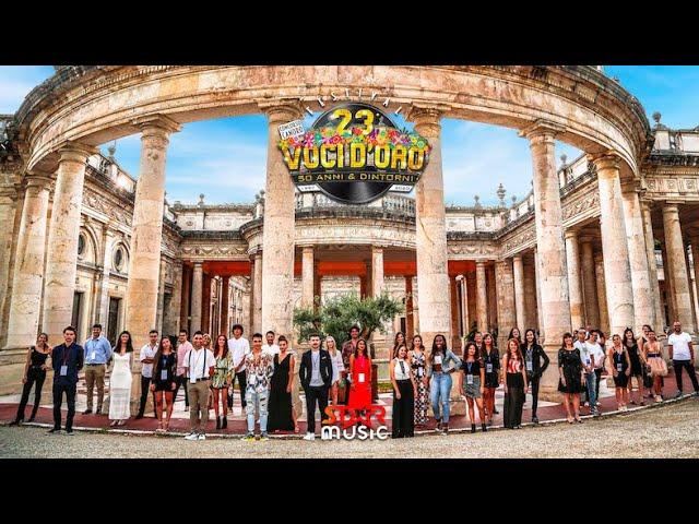 Speciale Televisivo Finale Giovani 23° Festival Voci d'Oro 2020