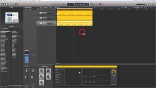 Logic Pro X Electronic Drummer tracks tutorial 10/10