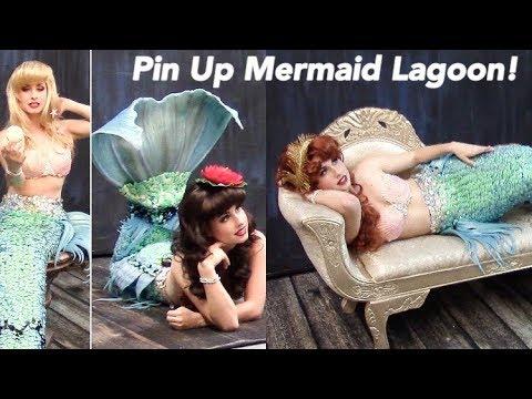 Becoming a Neverland Mermaid!