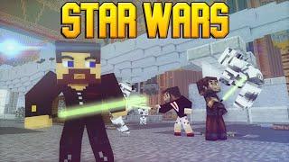 Звездные войны #2 - Империя атакует - Minecraft Star Wars