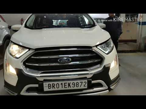 Ford Ecosport 2019 Headlight Change Removing Headlight Assembly
