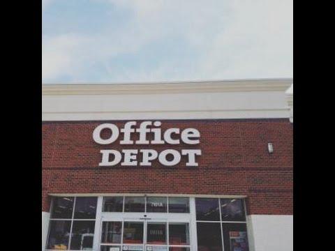Office Max/Office Depot  (7/24-30)