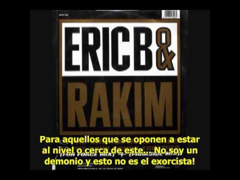 Eric B and Rakim - Lyrics of Fury subtitulada español