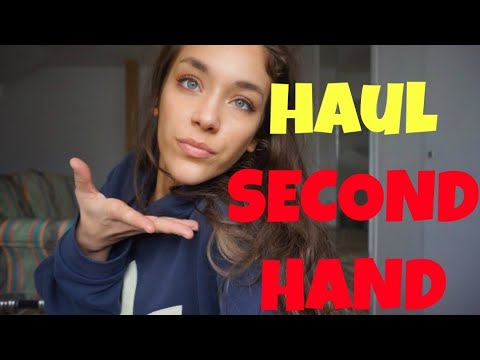 Haul Haine SECOND HAND