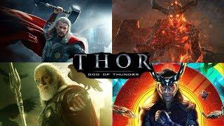 THOR GOD OF THUNDER - ALL BOSS BATTLES (Xbox 360)