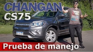 Test Drive Changan CS75 | Autocosmos