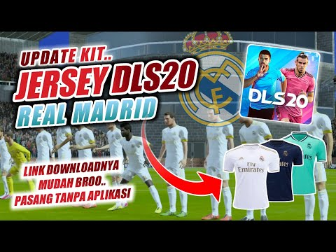 Dream League Soccer 2020 How To Make Real Madrid Team Kit & Logo DLS20 In this video you can get url.