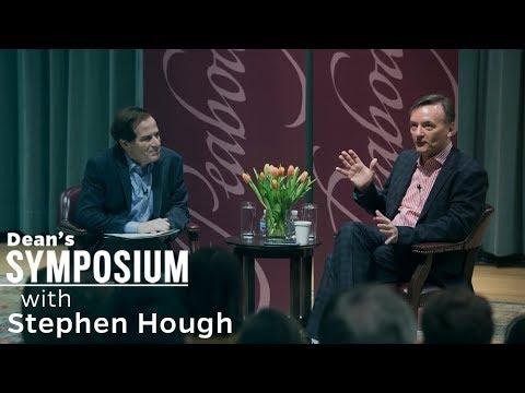 Dean's Symposium Series: Stephen Hough