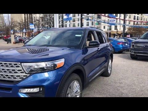2020 Ford Explorer Birmingham, Mountain Brook, Hoover, Fultondale, Trussville, AL 70035