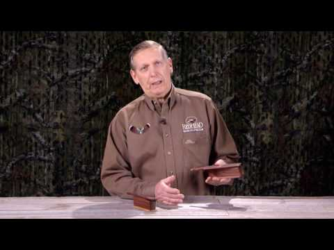 Listen to the #1 Best-Selling Turkey Box call at Bass Pro Shops