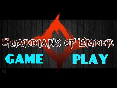 Guardians of Ember Game Play |