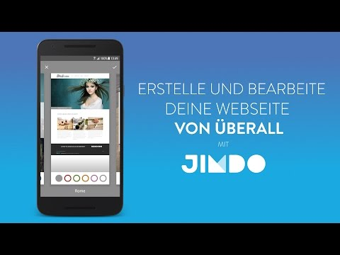 Jimdo Creator Apps Bei Google Play