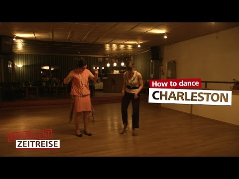 Goldene 20er: How to dance Charleston | Experiment Zeitreise | MDR