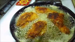 Cast Iron Skillet Fried Chicken