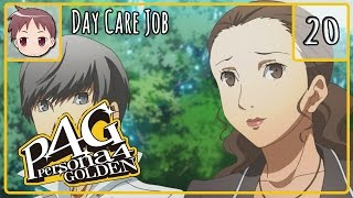 Persona 4 Golden - Day Care Job - Episode 20