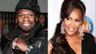vivica fox  and 50 cent
