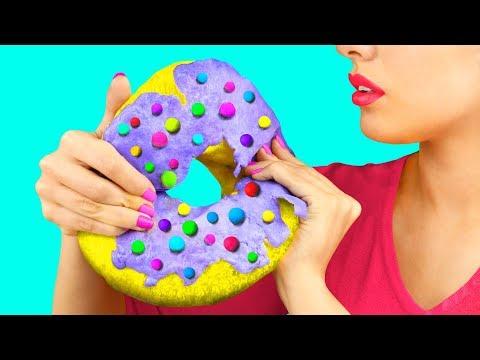 DIY XXL SQUISHY / 11 RIESEN vs MINI-STRESS-ABBAUER