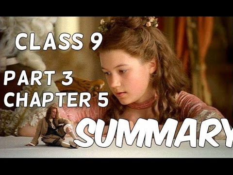 Gulliver's Travels Class 9 Summary Chapter 5 Part 3 - YouTube