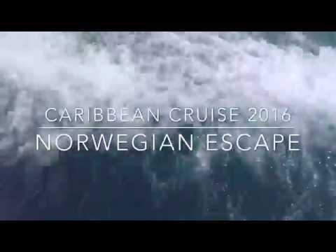 TRAVEL DIARY // CARIBBEAN CRUISE :: NORWEGIAN ESCAPE
