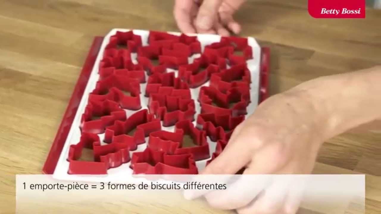 Recette biscuits noel betty bossi
