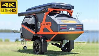 Top 5 Off-Road Expedition Trailers for Off-Grid Camping