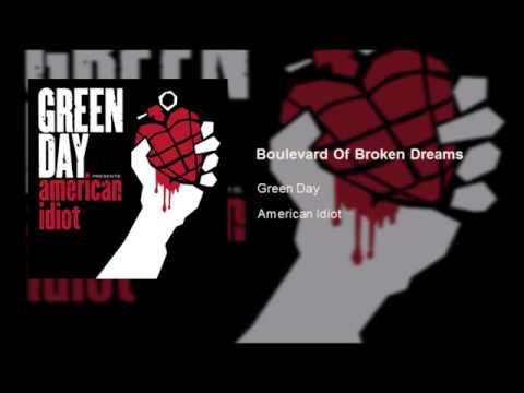 Green Day - Boulevard Of Broken Dreams (Clean)