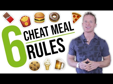 How To Use Cheat Meals To Lose Weight And Boost Metabolism (6 CHEAT MEAL RULES) | LiveLeanTV