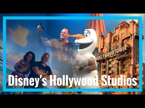 Disney's Hollywood Studios Orlando 2017