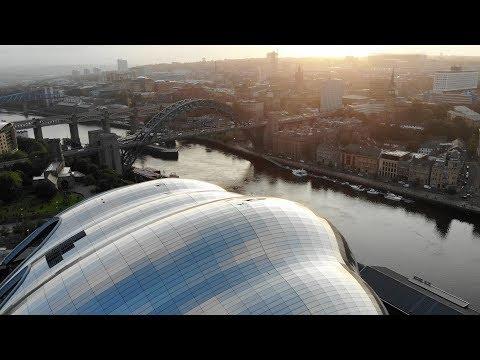 Newcastle upon Tyne, England Travel Vlog 2019